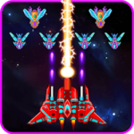 Galaxy Attack Alien Shooter – VER. 5.96 Unlimited Diamond MOD APK