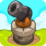 Grow Tower: Castle Defender TD – VER. 1.2.0 (1 Hit Kill – High HP) MOD APK