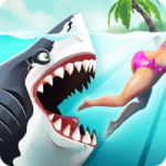 Hungry Shark World – VER. 2.5.0 Unlimited (Coins – Gems) MOD APK