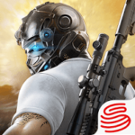 Knives Out-6x6km Battle Royale – VER. 1.201.406036 (Increased Fire Rate – Jump Higher) MOD APK