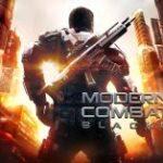 Modern Combat 5 Blackout 1.1.0k APK+DATA