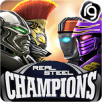 Real Steel Boxing Champions – VER. 2.1.120 Unlimited (Coins – Money) MOD APK