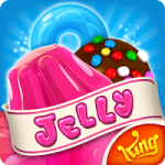 Candy Crush Jelly Saga – VER. 1.56.7 (Infinite Boosters – All Unlock) MOD APK