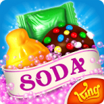 Candy Crush Soda Saga – VER. 1.103.9 Infinite (Moves – All Unlock) MOD APK