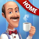 Homescapes – VER. 1.6.0.900 Unlimited Stars MOD APK