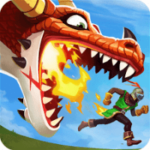 Hungry Dragon – VER. 1.0 Unlimited (Money – Diamond) MOD APK