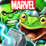 MARVEL Avengers Academy Mod 1.23.0 (Free Store, Instant Action, Free Upgrade) APK
