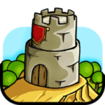 Grow Castle – VER. 1.18.6 Unlimited (Gold – Skill points) MOD APK