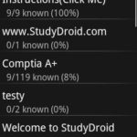 StudyDroid Flashcards 2.0-Free v3.3.0 – Download APK