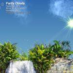 True Weather, Waterfalls v5.02 Apk
