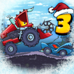Car Eats Car 3 Evil Cars – VER. 1.2 b132 Unlimited Money MOD APK