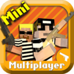 Cops N Robbers – FPS MINI GAME – VER. 6.3.1 Infinite (Ammo – VIP Activated) MOD APK