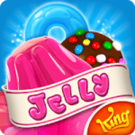 Candy Crush Jelly Saga – VER. 1.65.6 (Infinite Moves – All Unlock) MOD APK