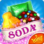 Candy Crush Soda Saga – VER. 1.113.9 Infinite (Moves – All Unlock) MOD APK