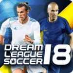 Dream League Soccer 2018 – VER. 5.054 Unlimited (Coins – Money) MOD APK