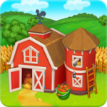 Ferme Farm Town™: Happy Day – VER. 2.30 Unlimited (Coins – Gems – Resources) MOD APK