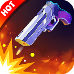 Flip The Weapon – Simulator Gun – VER. 1.0.2 Unlimited Ammo MOD APK