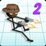 Gun Fu: Stickman 2 – VER. 1.21.2 Unlimited Coins MOD APK
