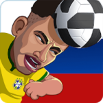 Head Soccer Russia Cup 2018 – VER. 4.0.0 Unlimited (Money – Gold) MOD APK