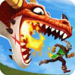 Hungry Dragon – VER. 1.5 Unlimited (Money – Diamond) MOD APK