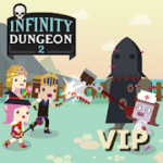 Infinity Dungeon 2 VIP – Summon girl and Zombie – VER. 1.2.8 Unlimited Gems MOD APK