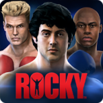 Real Boxing 2 ROCKY – VER. 1.8.8 Unlimited (Gold – Diamonds) MOD APK