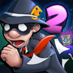 Robbery Bob 2: Double Trouble – VER. 1.6.3 (Infinite Coins – All Unlocked) MOD APK