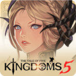 The tale of Five Kingdoms – VER. 1.1.17 (Damage x10 – Defense x10) MOD APK