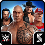 WWE Champions Free Puzzle RPG – VER. 0.304 (God Mode – High Damage) MOD APK