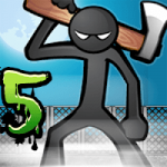 Anger of Stick 5 – VER. 1.1.5 Unlimited (Money – Diamond) MOD APK