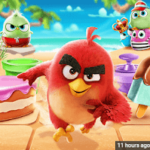 Angry Birds Match – VER. 1.3.1 Unlimited (Lives – Coins – Gems – Boosters) MOD APK