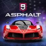 Asphalt 9 Legends – VER. 0.5.0d Full Version APK