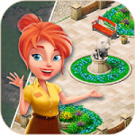 Family Zoo: The Story – VER. 1.3.7 Unlimited (Coins – Tickets – Materials) MOD APK
