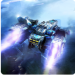 Space Armada – VER. 1.19.268 Infinite (Money – Diamond) MOD APK