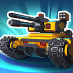 Tank ON 2 – Jeep Hunter – VER. 1.22.18 Infinite (Gold – Silver) MOD APK