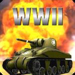WW2 Battle Simulator – VER. 1.1.0 Unlimited (Money – Diamond) MOD APK