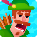 Bowmasters – VER. 2.12.5 (Unlimited Coins – All Characters Unlocked) MOD APK