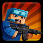 Pixel Combats guns and blocks – VER. 1.1.10 Infinite (Gold  – Silver – Ammo) MOD APK