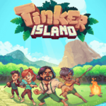 Tinker Island – Pixel Art Survival Adventure – VER. 1.4.22 Infinite Gem MOD APK