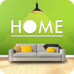 Home Design Makeover! – VER. 1.4.4g Unlimited (Gems – Coins) MOD APK
