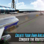 Airline Commander – A real flight experience 1.0.1 Apk + Mod (Unlimited Money) for android Free Download