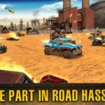 Dead Paradise: The Road Warrior 1.2.3 Apk + Mod (Free shopping) for android Free Download