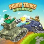 Funny Tanks – VER. 1.5 Infinite Coins MOD APK