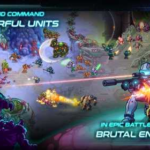 Iron Marines 1.2.10 Apk + Mod (Unlimited Tech Point/Money / Unlocked Heroes) + Mega Mod + Data for android Free Download