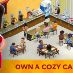My Cafe Recipes & Stories 2018.8.2 Apk + Mod Money + Data for android Free Download
