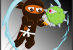 Ninja run Infiinite Candies MOD APK