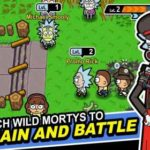 Pocket Mortys 2.5.1 Apk + Mod (Unlimited Money) for android Free Download