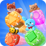 Wooly Blast: Awesome Spinning Match – VER. 2.3 Unlimited (Coins – Lives) MOD APK