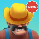 Farm Guns: New Alien Clash – VER. 1.0 Infinite (Coins – Potions) MOD APK