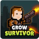 Grow Survivor – Dead Survival – VER. 4.7 Free Shopping MOD APK